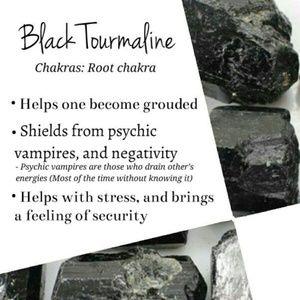 Crystal Cove Boutique Jewelry - Black Tourmaline Buddha